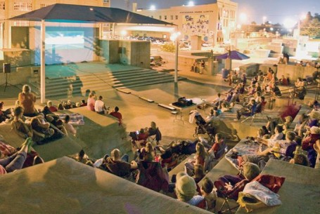 Movies at Founders Park